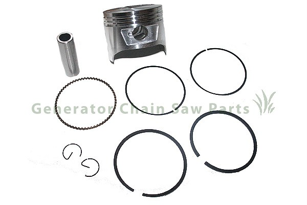 piston kit w ring for honda em3500sx em3500x eb3000x