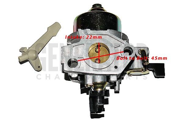 Gas Honda Gx240 Generator Mower Water Pump Engine Motor Carburetor Carb Parts Ebay