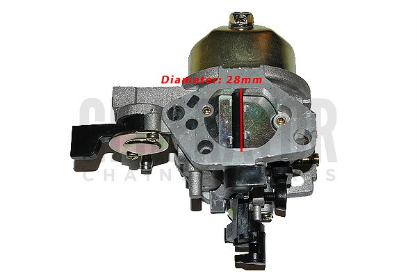 Pressure Washer Carburetor Parts : Carburetor for dewalt dxgn dh b dxpw craftsman