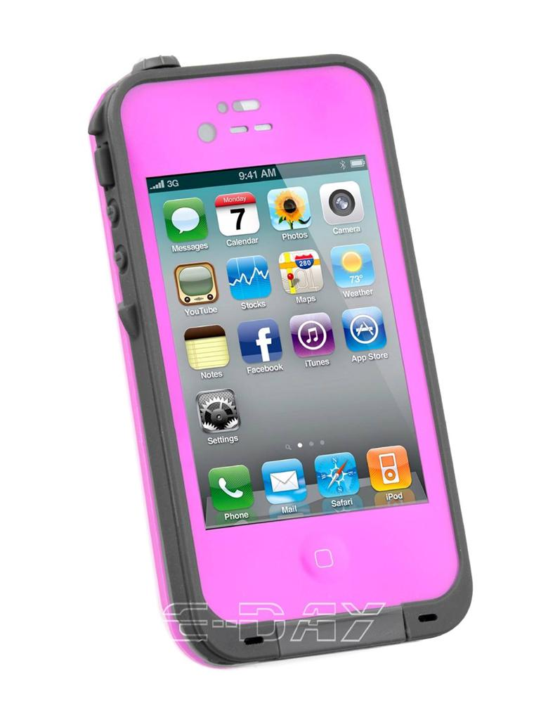 was pronounced waterproof case for iphone 4s ebay not sure