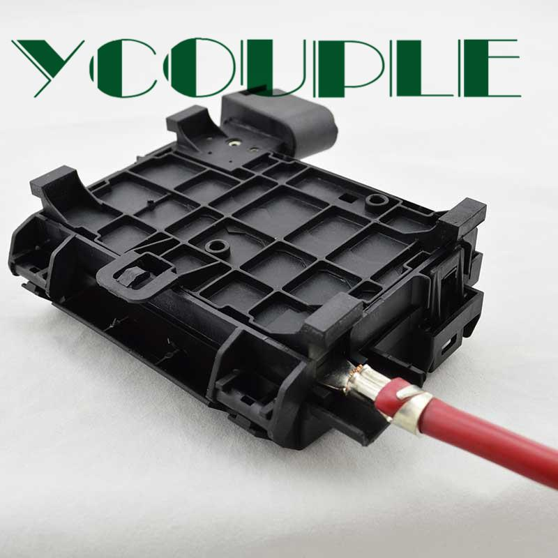 For vw golf mk jetta bora fuse box battery terminal