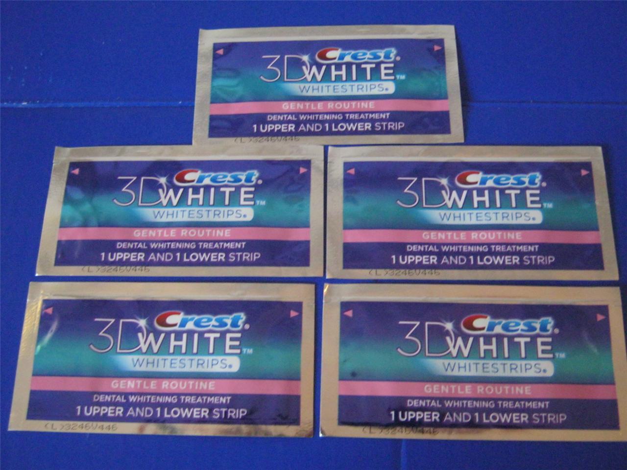 Crest-3D-Gentle-Routine-Sensitive-Professional-Whitestrips-Teeth-Whitening-Strip