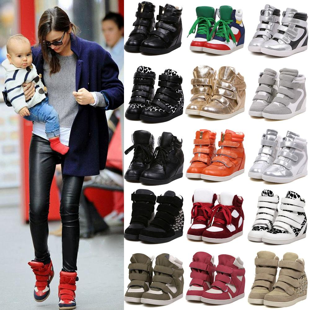 Wedge Sneakers, Womens Sneakers Casual Shoes for
