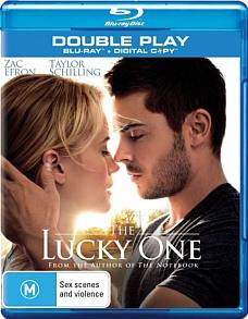 The-Lucky-One-Blu-ray-Brand-New-Sealed-Stock-In-Melbourne