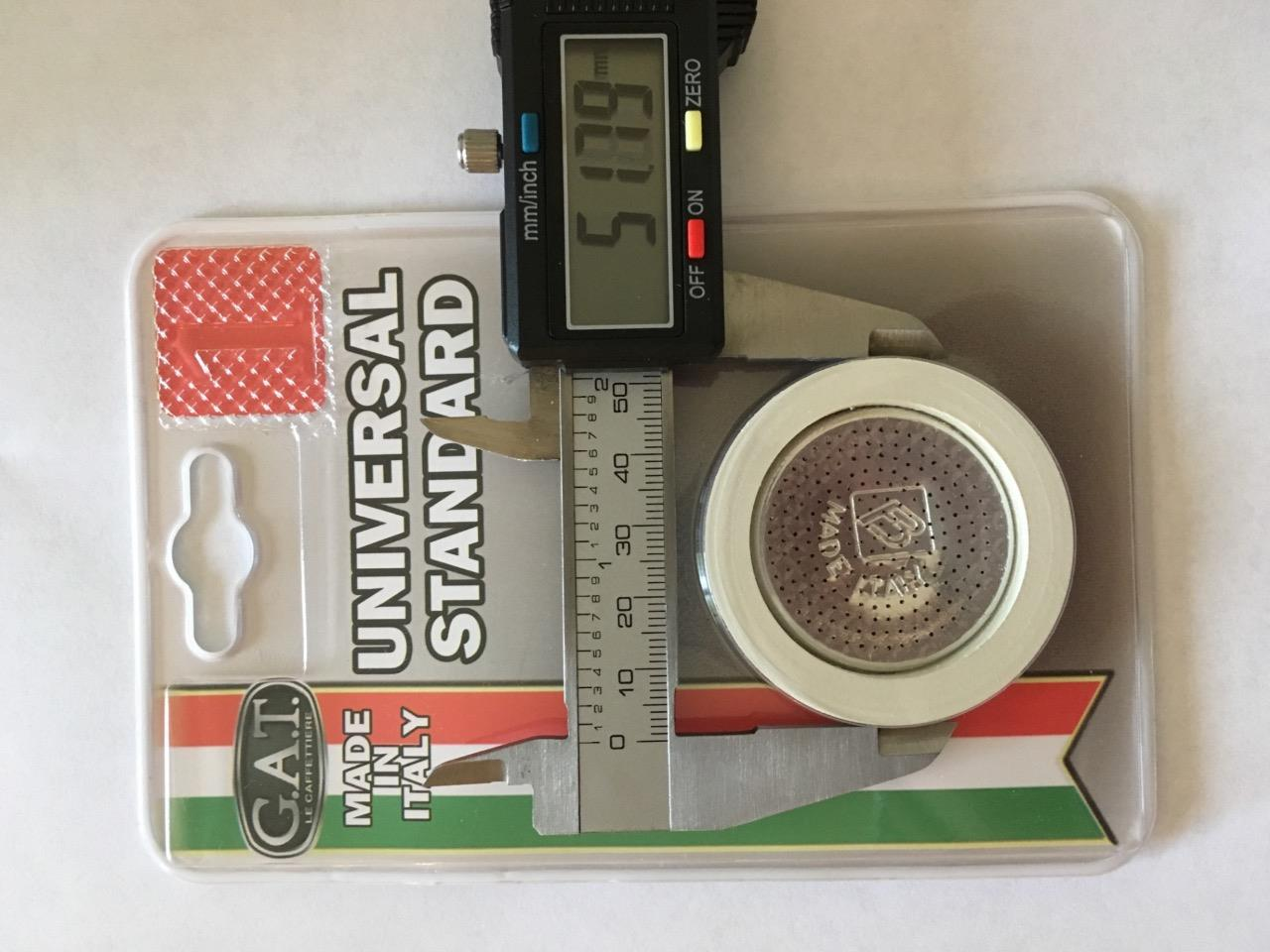 Stovetop Coffee Maker Parts : GAT Stovetop Espresso Maker Spare Parts Rubber Seals & Filter MADE IN ITALY! eBay