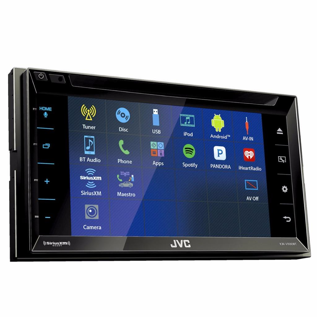how to connect phone to jvc kd-x310bt