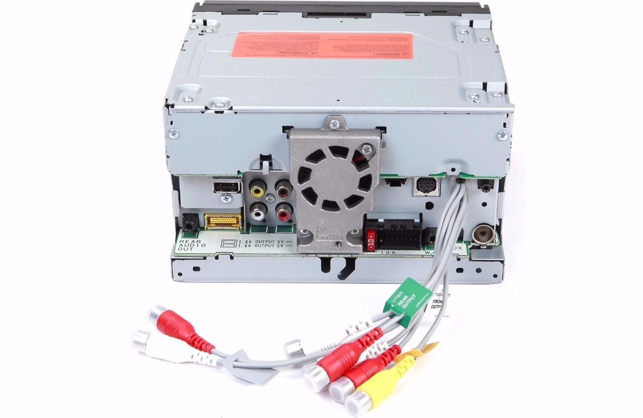 Pioneer AVH-4200NEX 2-DIN Flagship Multimedia DVD Receiver ...