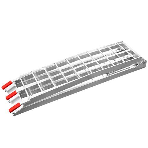 Motorcycle-or-Tradie-Multi-purpose-Aluminium-Single-Folding-Loading-Ramp-NEW