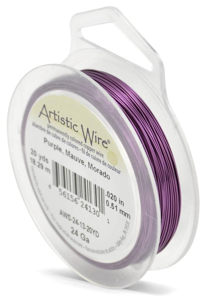 * 21 Colors *  Artistic Wire - TARNISH RESISTANT