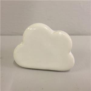 Keramik wei e wolken schublade t r griffe kinder baby - Kinderzimmermobel ebay ...