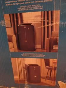 Idylis Portable Ac Unit W Heater Dehumidifier 4 N 1 Unit