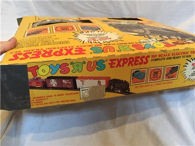 toys r us train set instructions