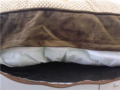 Large SnooZZy Pet- Dog Bed/ Gusset Floor Pillow by Precision Pet Products eBay
