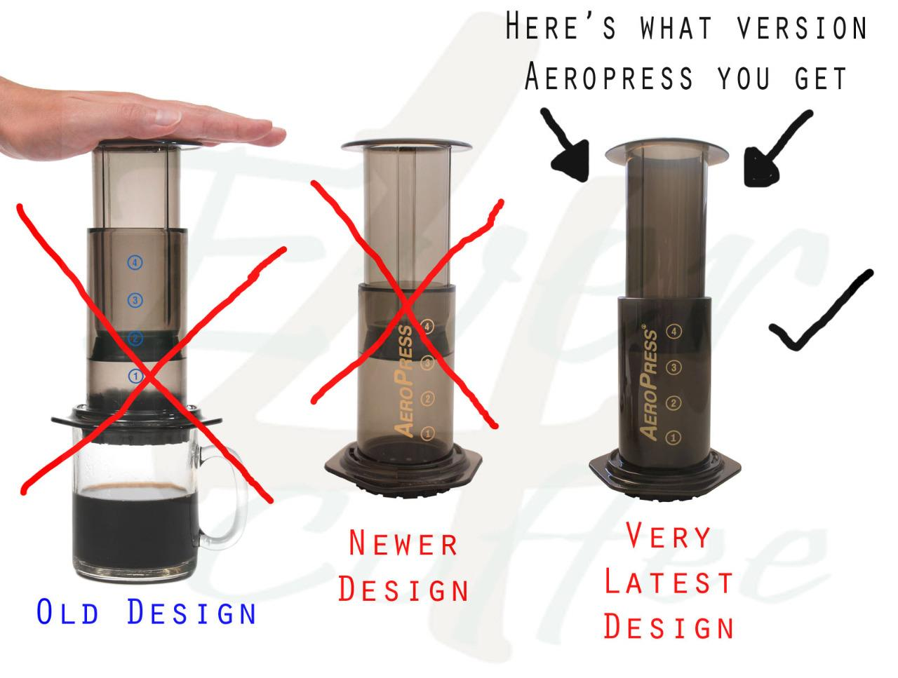 Aeropress Coffee Maker Glass : Fine Able Disk Stainless Steel Reusable + Aerobie AeroPress Coffee Maker New eBay