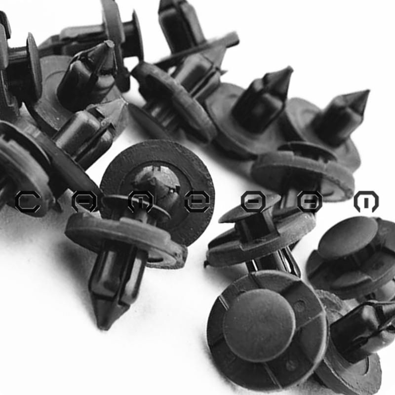 for 95 11 nissan plastic rivet fastener bumper retainer 2010 nissan maxima black