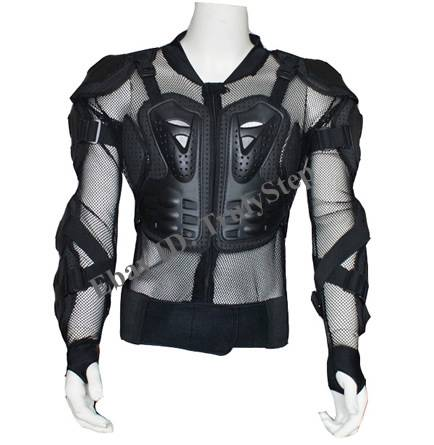 neuf pare pierre noir gilet veste moto protection cross racing s m l xl xxl ebay. Black Bedroom Furniture Sets. Home Design Ideas