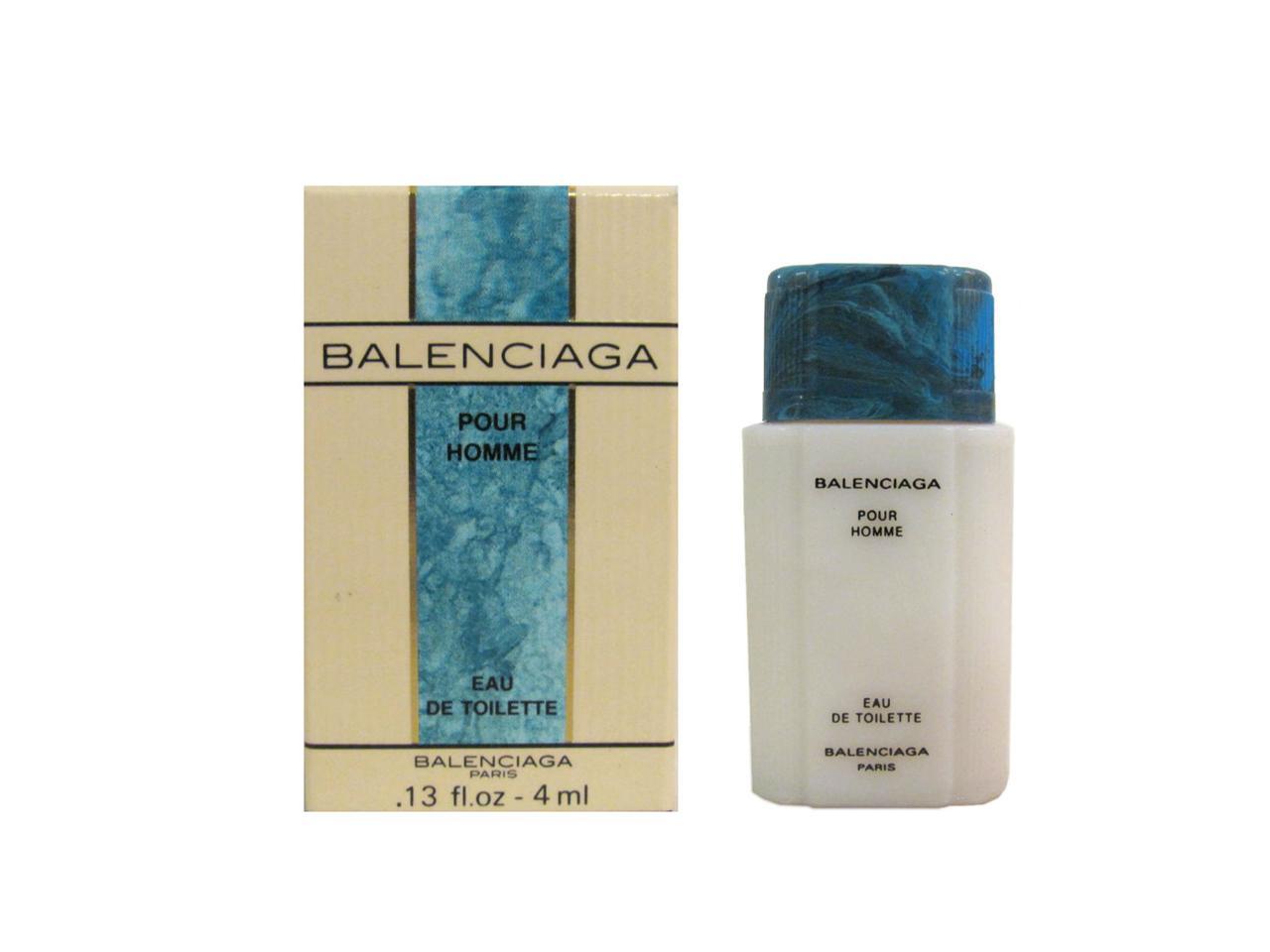 balenciaga pour homme 4 ml eau de toilette miniature nib by balenciaga ebay