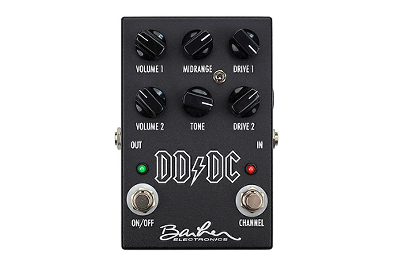 Barber Electronics DDDC Overdrive Distortion Brand NEW Auth Dealer 0 ...