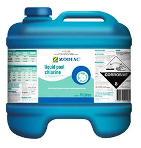 Swimming Pool 15ltr Liquid Chlorine Ebay