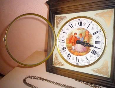 Stunning Vintage Schmeckenbecher German Made Pendulum