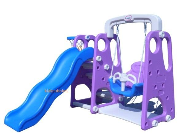 Purple-Blue-Swing-Slide-Set-Vasia-Brand-15-off-Sale