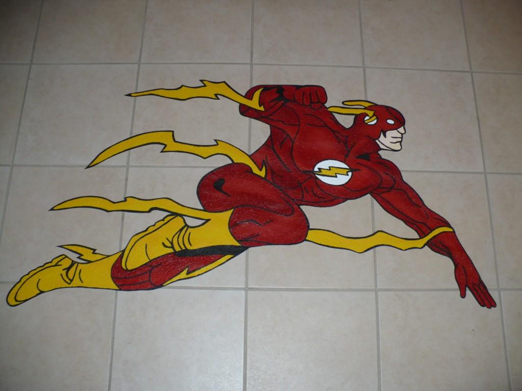 Iron man movie wallpaper mural marvel comics wall decor ebay - Marvel comics decor ...
