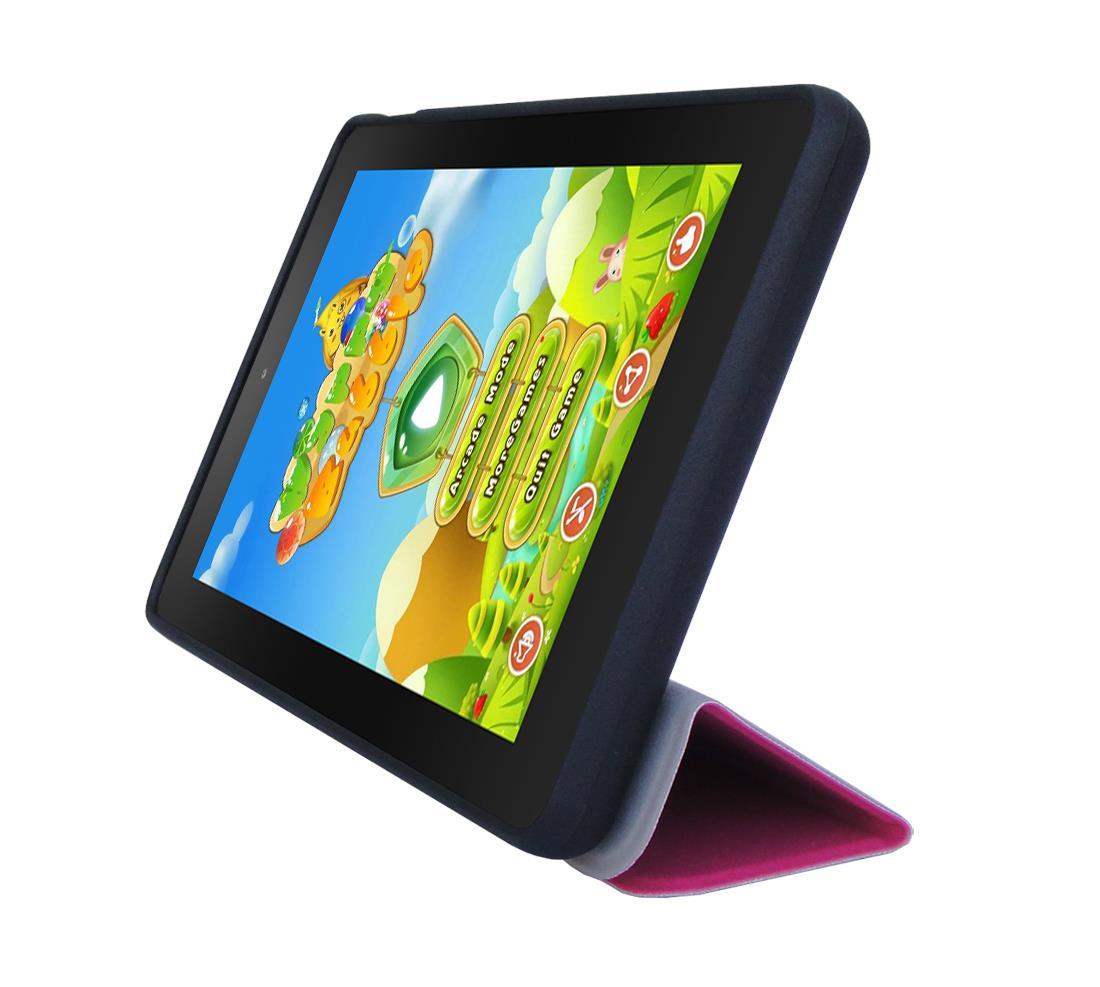 "Amazon Kindle Fire 7"" Tablet 2015 5th Gen Folio Slim ..."