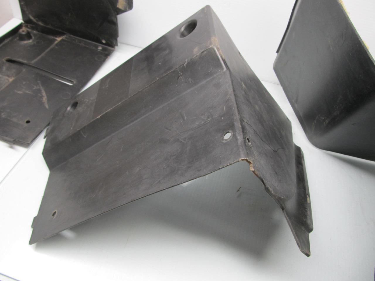 Yamaha rhino rubber floor mats - Yamaha Rhino 660 Utv Yxr660 2004 04 Floor Panels Panel Acces Center Sides