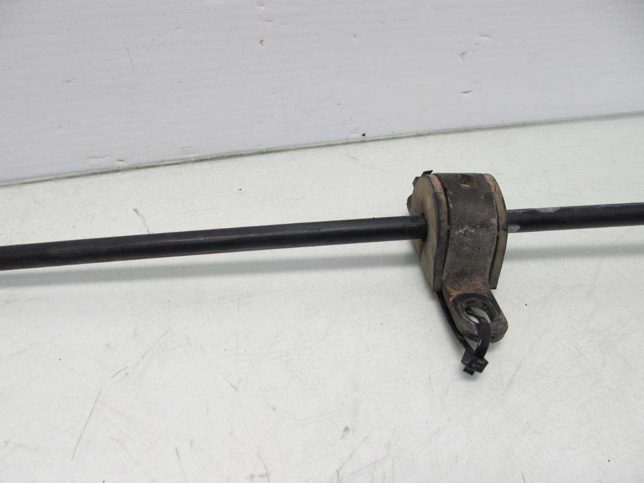 John Deere Adjust Sway Bars : John deere gator rsx i rear swaybar