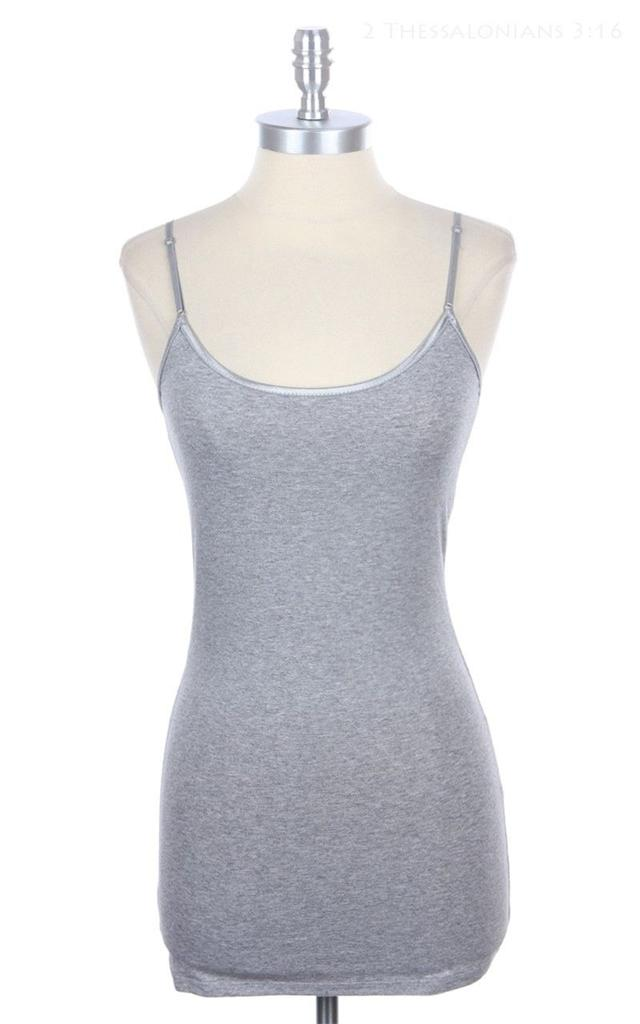 Product Features Essential cotton tank top is a key casual piece to wear layered or Shop Best Sellers · Deals of the Day · Fast Shipping · Read Ratings & Reviews.