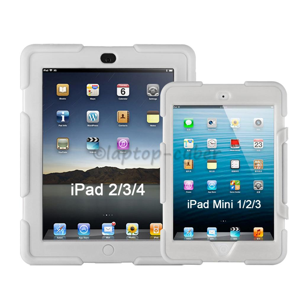 DUST-PROOF-Heavy-Duty-Military-Shockproof-Case-For-Apple-iPad-2-3-4-air-5-Mini