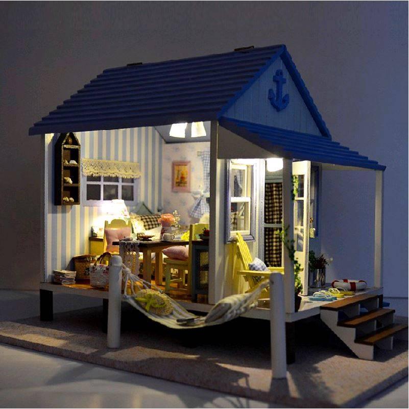 Bricolaje artesan a miniatura proyectos led casa de - La casa del led ...