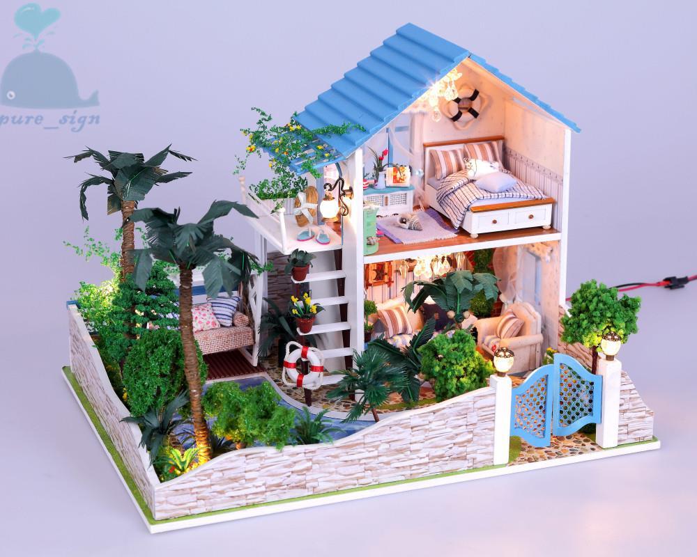 FAI DA TE Artigianato Miniatura Progetto My Little Casa in Spagna Di ...