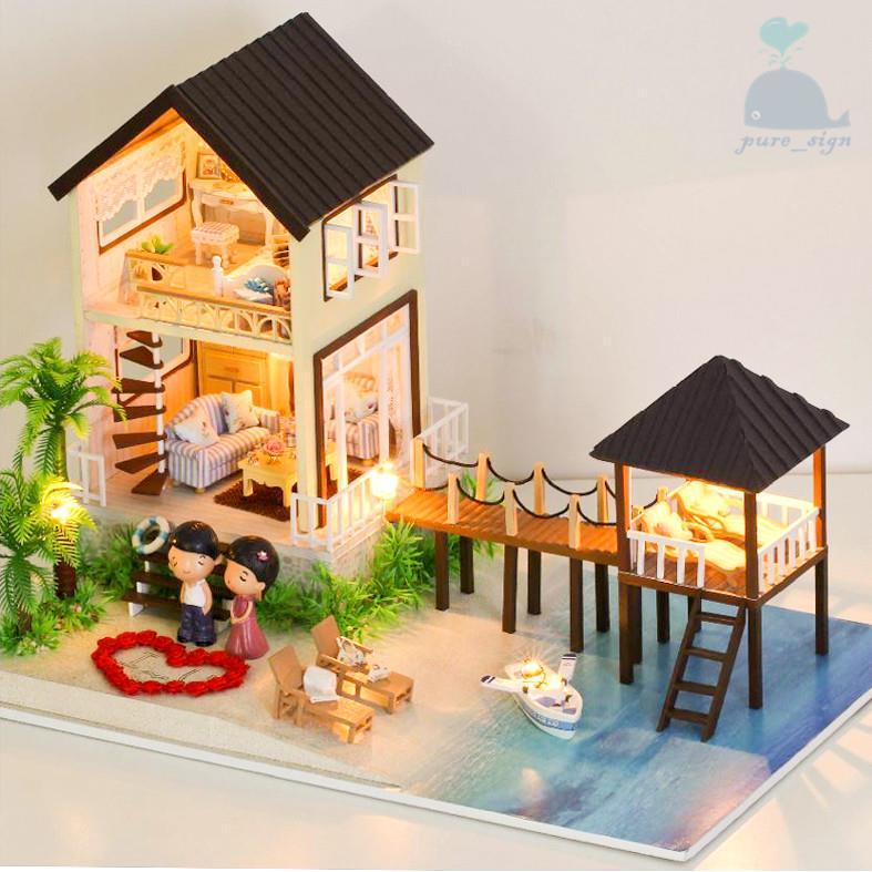Bricolaje artesan a miniatura proyectos madera casa de - Bricolaje para casa ...