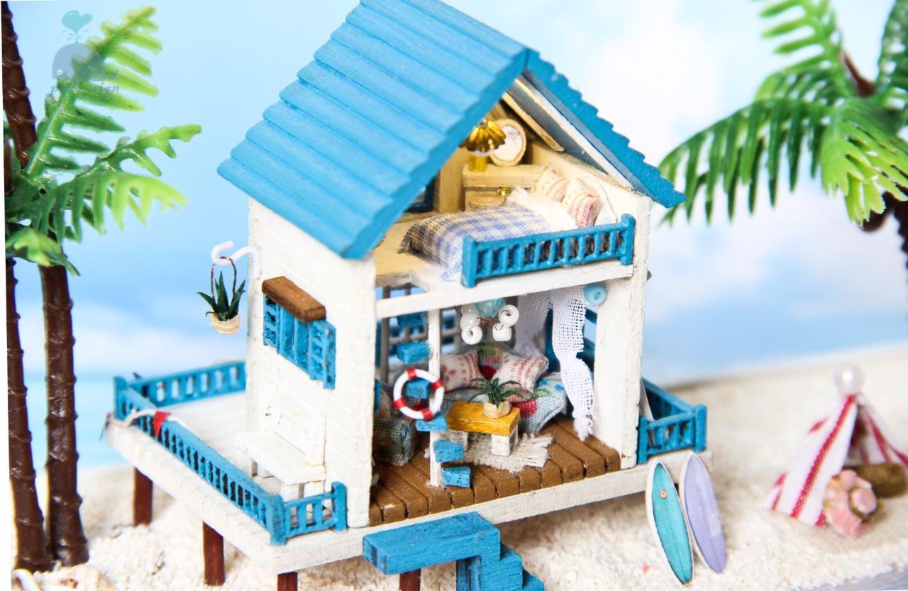 Bricolaje artesan a miniatura proyectos casa de mu ecas mi - Bricolaje para casa ...