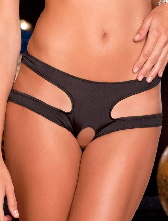 Charming La Foto Se Está Cargando NEW SEXY SIDE CUT CROTCHLESS PANTIES KNICKERS UK  Intended Free P&l Template