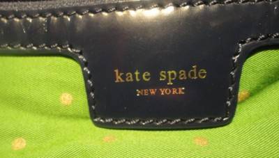 Kate Spade Navy Large Stevie Handbag Shoulderbag