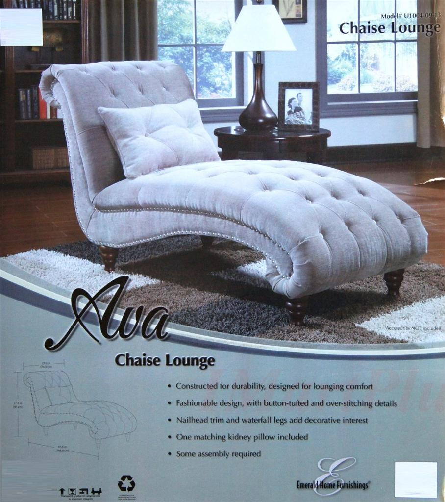 Luxury chaise lounge comfort relaxation sofa premium for Chaise design confortable