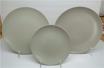 details about 8 ikea of sweden porcelain beige 866 dinner plates 10