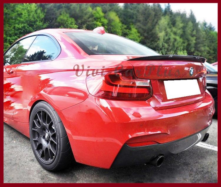 2014 2016 BMW F22 Performance Tail For 228i M235i Coupe