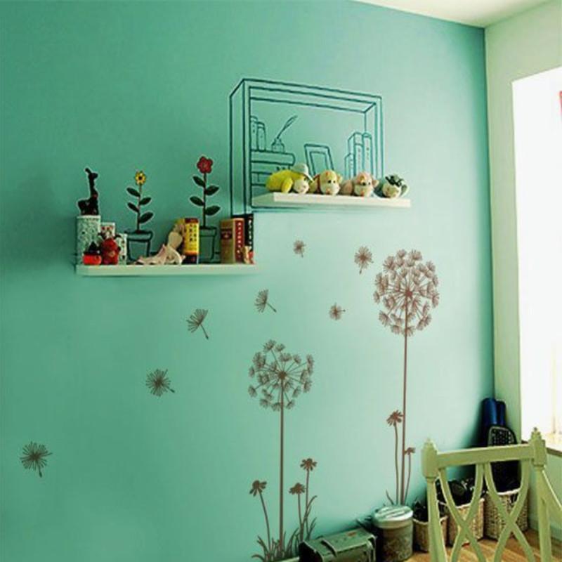 inneneinrichtungen l wenzahn fliegen abnehmbare decal zimmer aufkleber wandbild ebay. Black Bedroom Furniture Sets. Home Design Ideas