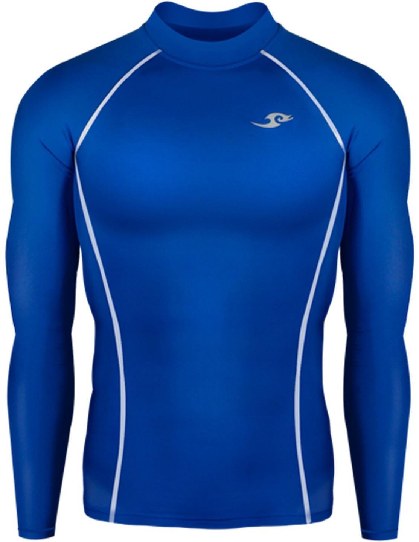 Take Five Mens Compression Baselayer Gym Long Sleeve Top