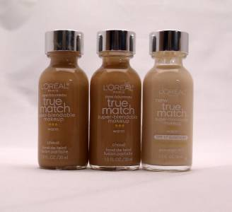 L'Oréal Paris True Match™ Lumi Healthy Luminous Makeup ...