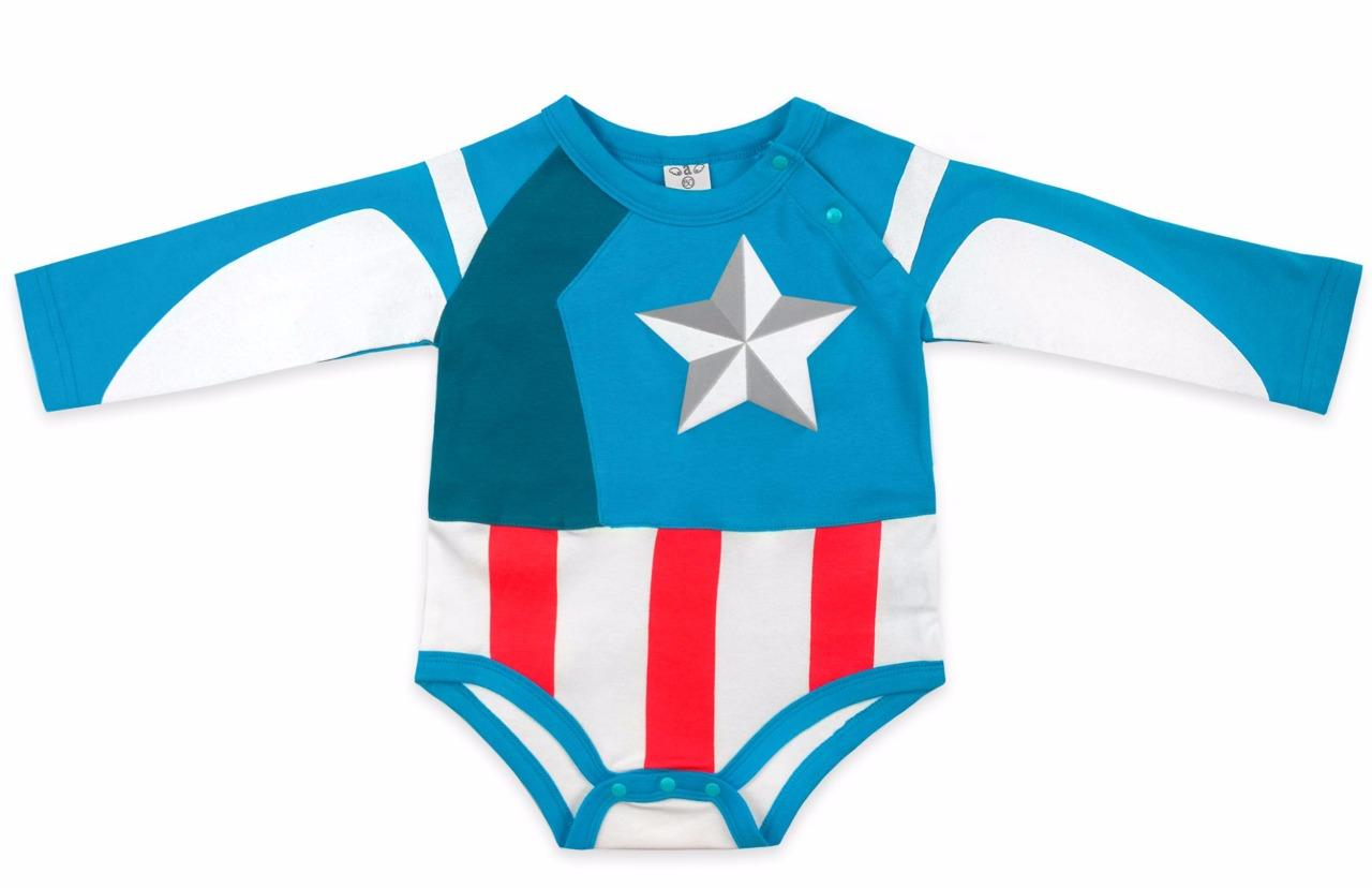 Baby Toddler Boys Captain America Iron Man Mario Gameboy Costumes ...