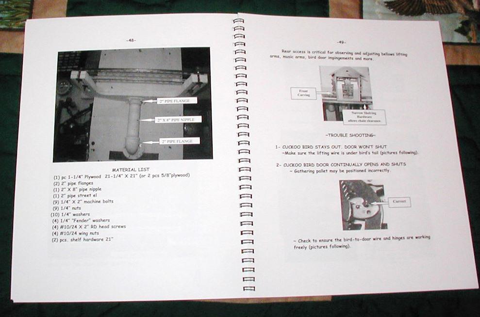 cuckoo clock repair made simple pdf