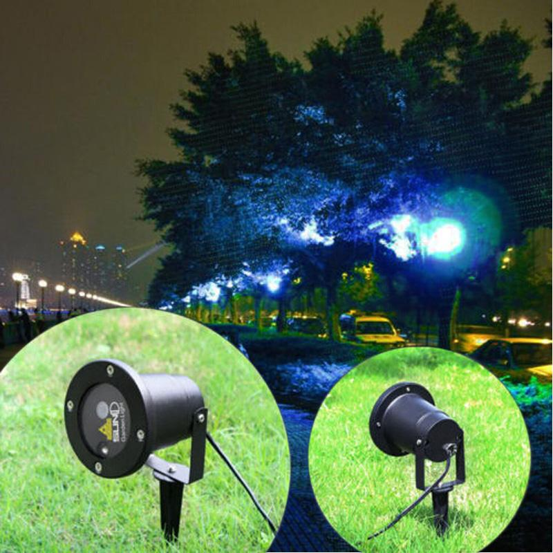 Projecteur led eclairage lampe firefly laser lighting for Eclairage led jardin terrasse