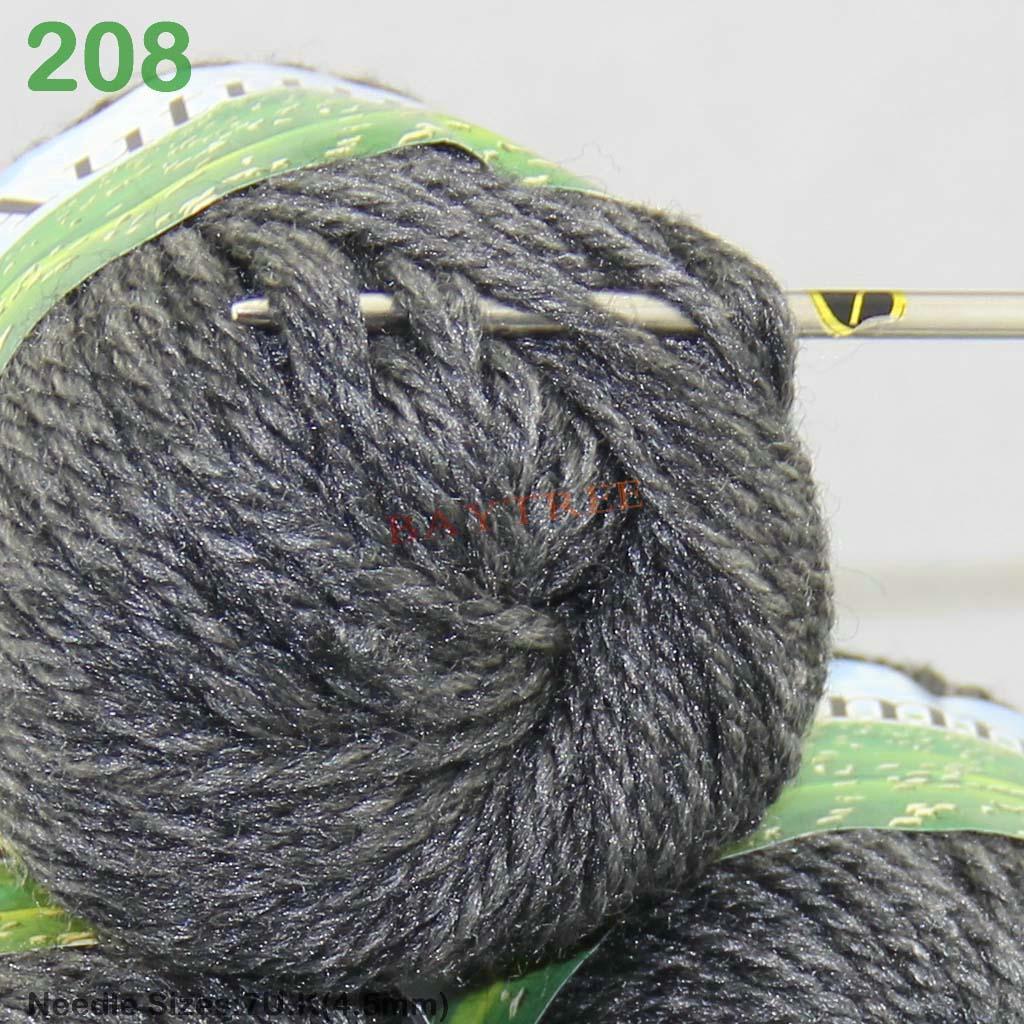 C Sale 6Skeinx50g Soft Chunky Warm Wool Velvet Wrap Shawl Hand Knitting Yarn 08