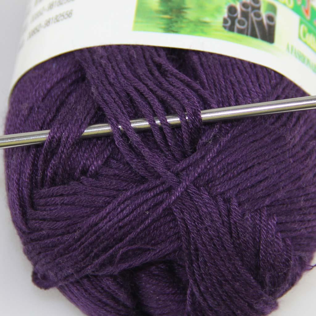 Knitting Yarn Uk Sale : Sale new skein g super soft natural smooth bamboo