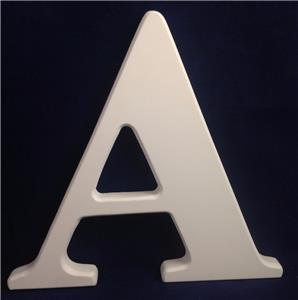 Wooden letters and numbers wall decor art crafts large for Number 5 decorations