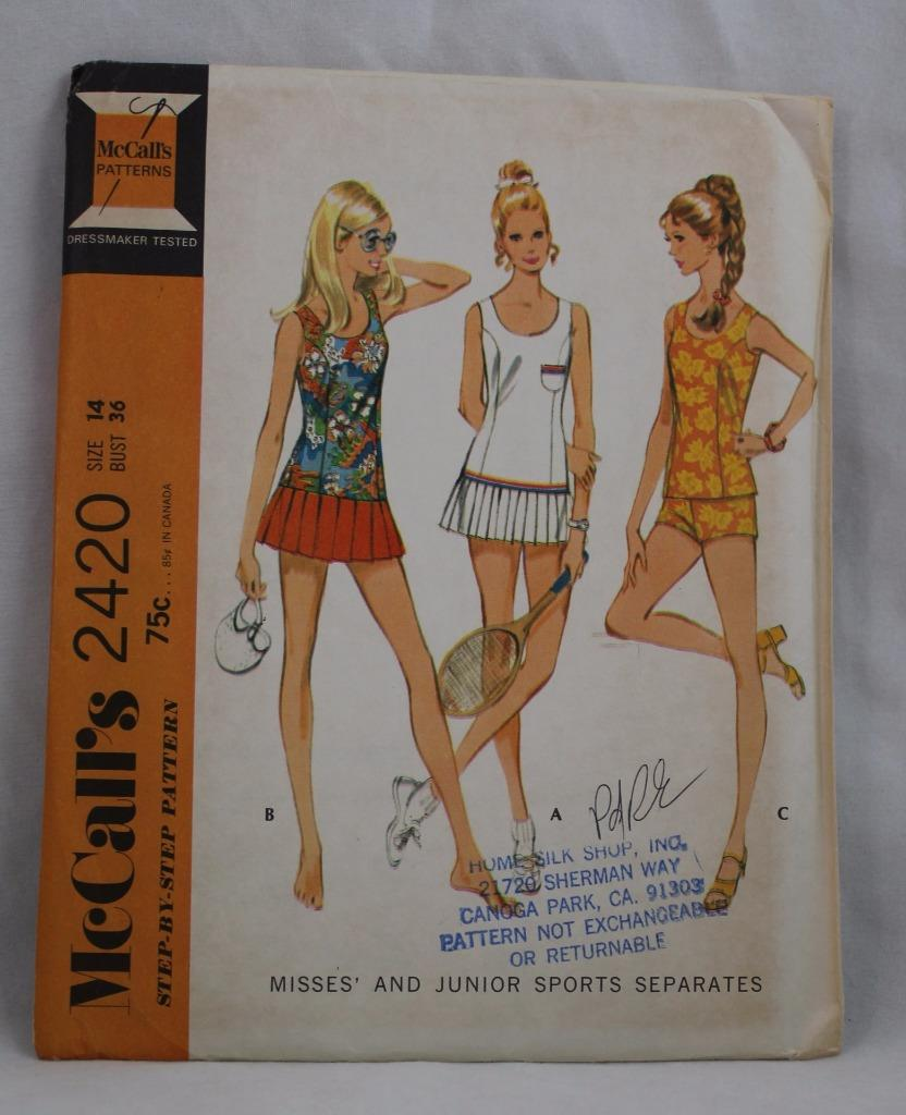 Vogue, Butterick, Simplicity McCalls, Sewing Quilting, NEW/Used/Vintage Patterns eBay